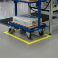 TEMKA Podlahová páska vyznačovací  ŽLUTÁ 33mx100mm