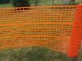 Stavební bezpečnostní plot - plastový 50mx1m