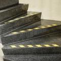 Protiskluzová páska jemnozrná žluto/černá PERMAFIX